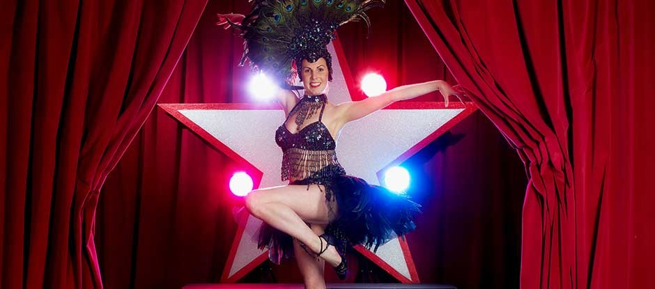 Burlesque Classes High Wycombe, Bucks & London