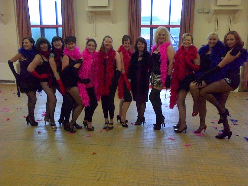 Burlesque High Wycombe, October 13th, 2013